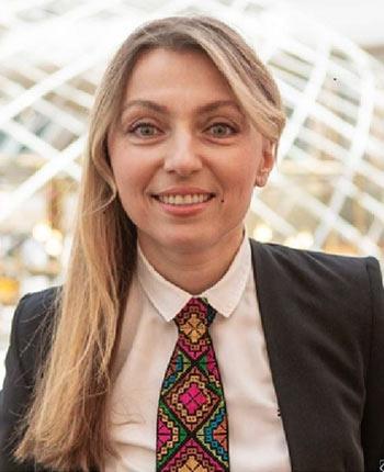 Photo of Nataliya Poshyvaylo-Towler