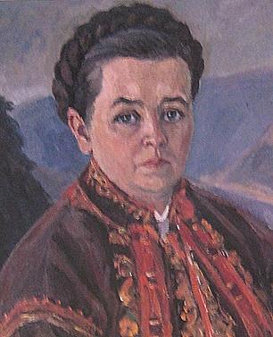 Леся Храплива-Щур